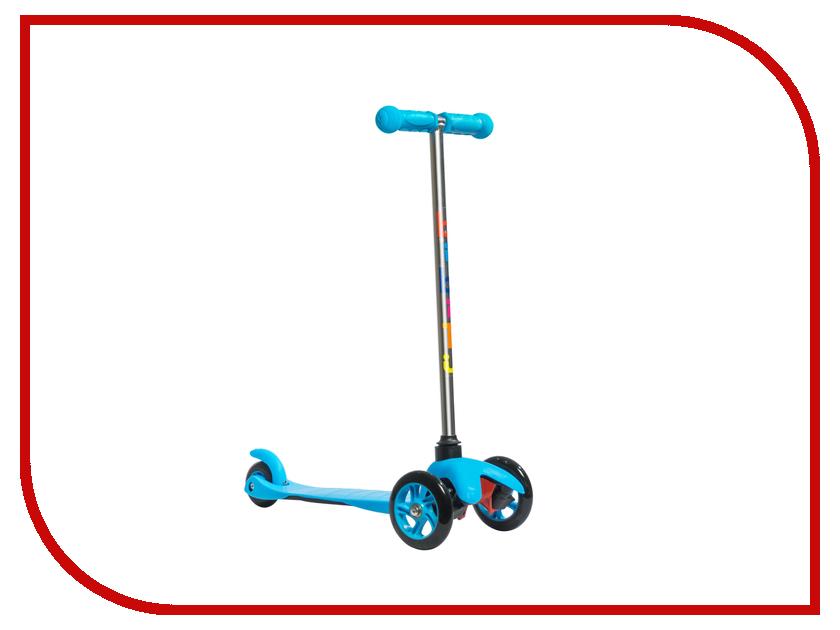 Самокат Bibitu Sweet SKL-06A Blue