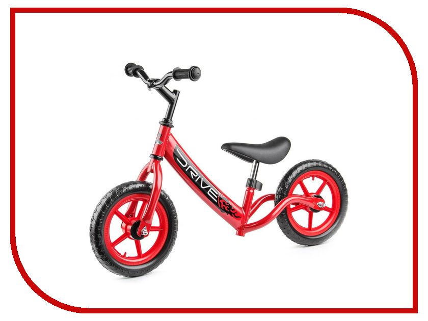 Беговел Small Rider Drive Red