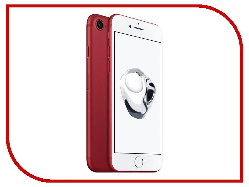 Сотовый телефон APPLE iPhone 7 - 256Gb Product Red MPRM2RU/A сотовый телефон apple iphone 7 128gb silver mn932ru a