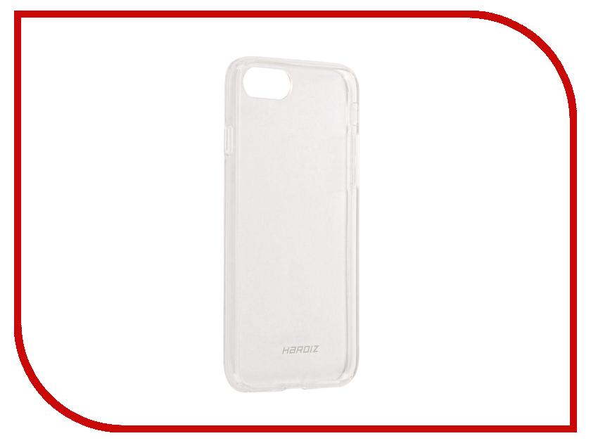 Аксессуар Чехол Hardiz Hybrid Case для APPLE iPhone 7 Transparent HRD702101<br>