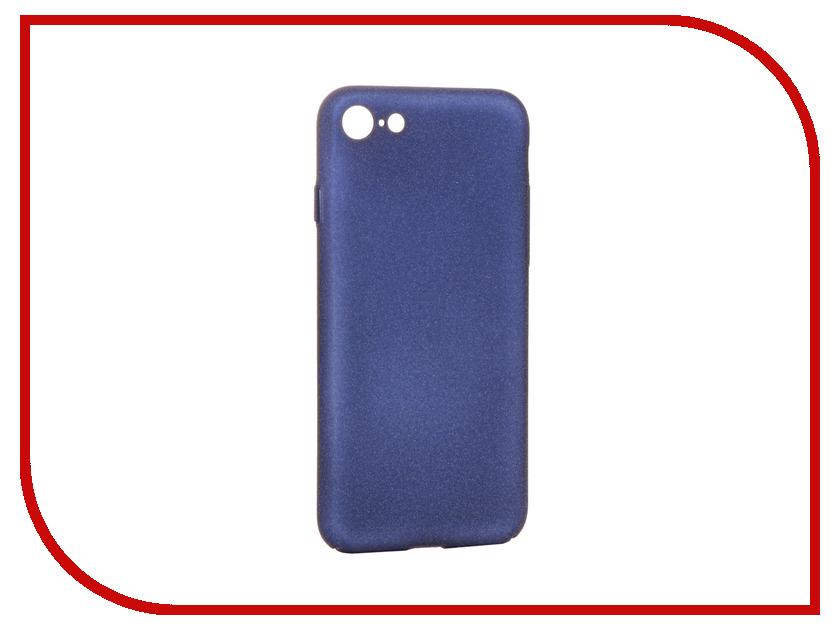 Аксессуар Чехол Hardiz ROCK Case для APPLE iPhone 7 Dark Blue HRD710002