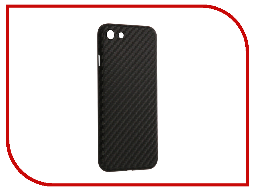 Аксессуар Чехол Hardiz Carbon Case для APPLE iPhone 7 Black HRD710020 sambhaji v mane practical hrd