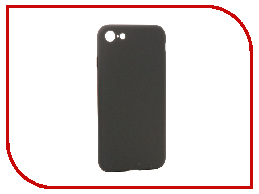 Аксессуар Чехол Hardiz Smart Case для APPLE iPhone 7 Dark Grey HRD710011  sambhaji v mane practical hrd