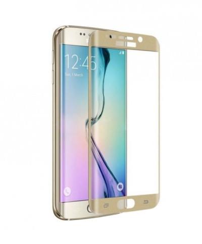 Аксессуар Защитное стекло Mobius 3D Full Cover для Samsung Galaxy S7 Gold аксессуар защитное стекло для samsung galaxy a8 2018 mobius 3d full cover black