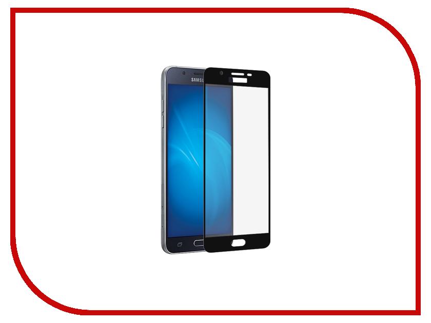 Аксессуар Защитное стекло Samsung Galaxy J5 Prime Mobius 3D Full Cover Black