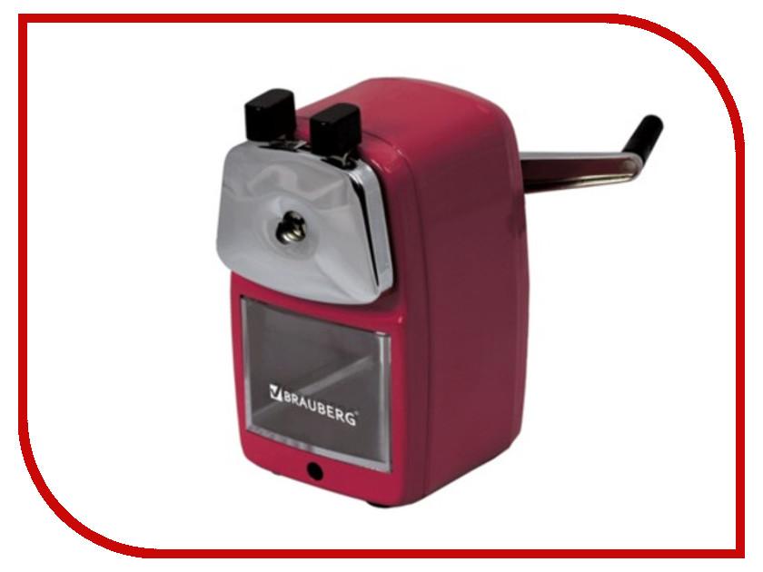 где купить Канцелярский набор Точилка механическая Brauberg Red Power 222099 дешево