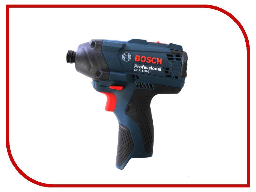 Гайковерт Bosch GDR 120-LI 06019F0000 цена 2017