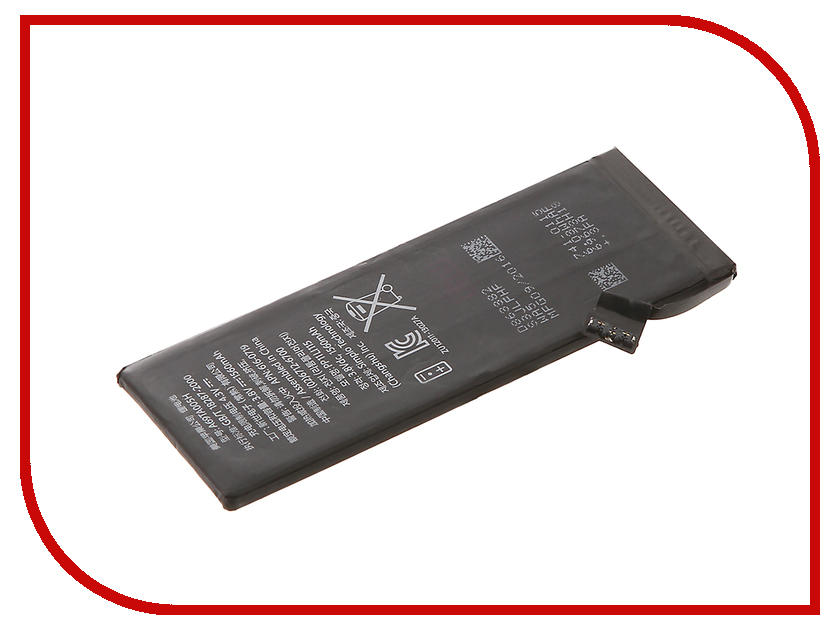 Аккумулятор 4parts 1560mAh SPB-iP5SE для APPLE iPhone 5 SE