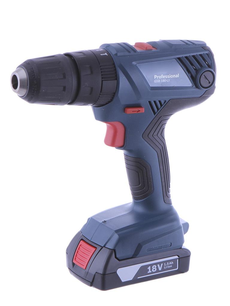 цена на Электроинструмент Bosch GSB 180-LI 06019F8320