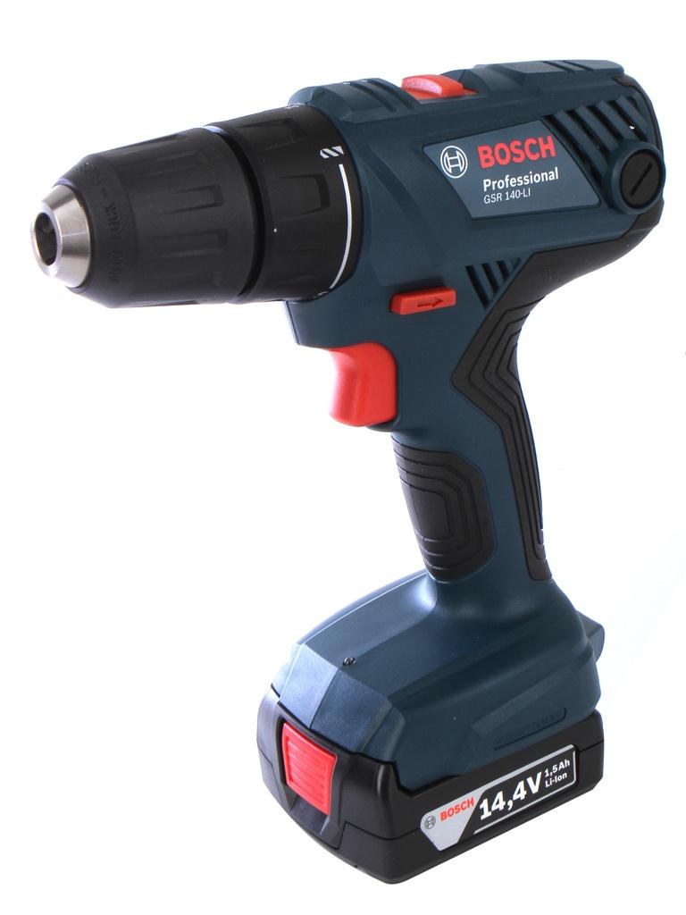 Электроинструмент Bosch GSR 140-LI 06019F8020