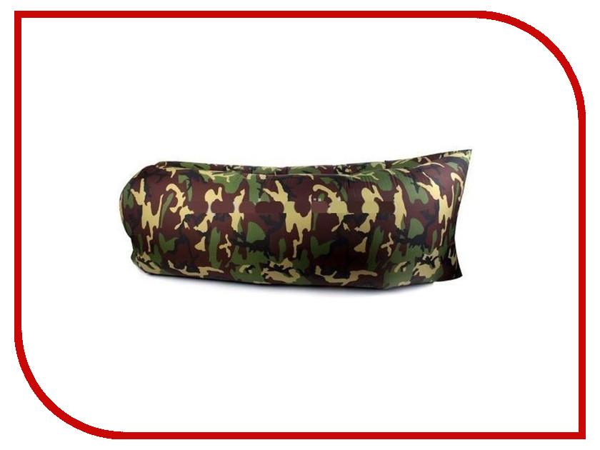 Надувной матрас Lamzac 220x70cm Khaki