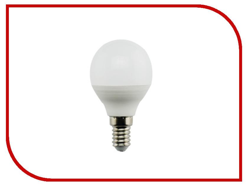 Лампочка Ecola Globe LED Premium G45 9W 220V 2700K шар K4QW90ELC лампочка ecola candle led premium 8 0w 220v e14 2700k прозрачная свеча с линзой c4qw80elc