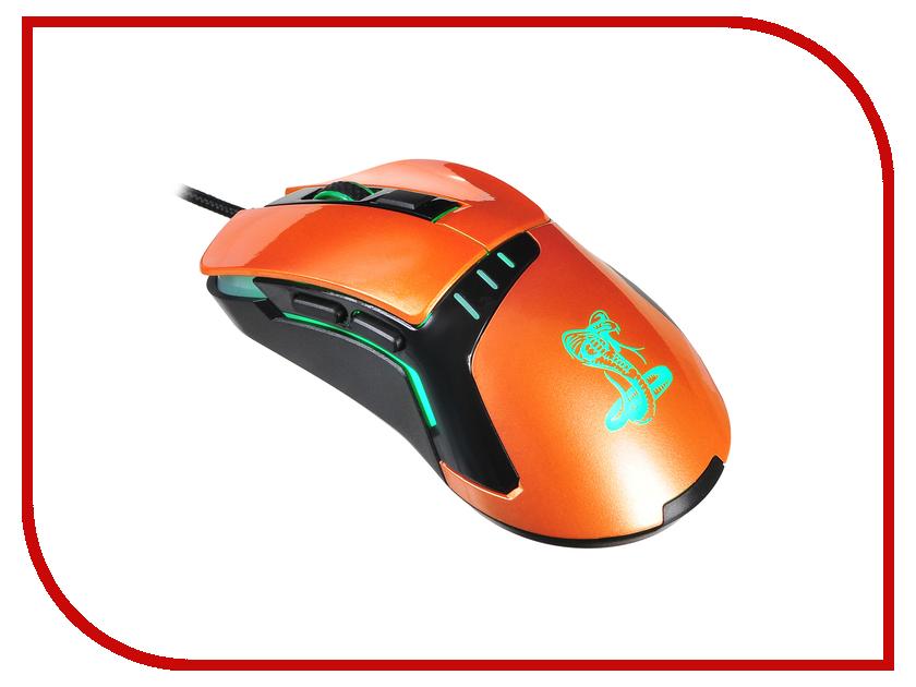все цены на  Мышь Oklick 865G Black-Orange  онлайн