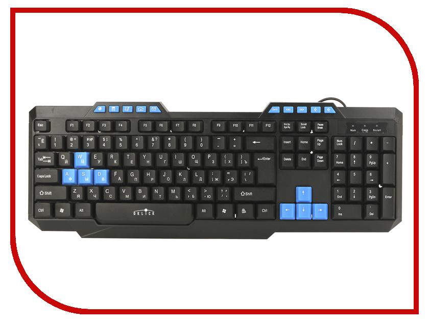 Клавиатура Oklick 750G Black конфеты nestle 750g