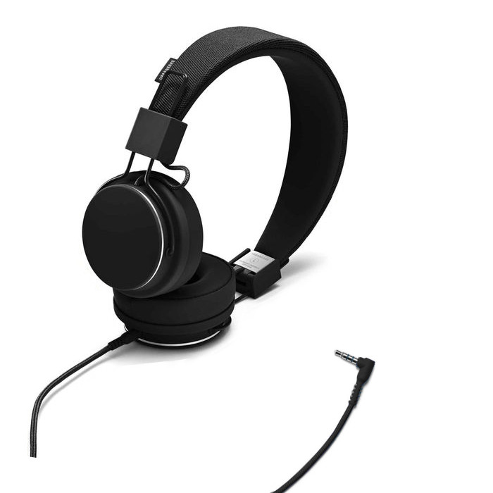 Urbanears Plattan 2 Black наушники urbanears plattan adv wireless black