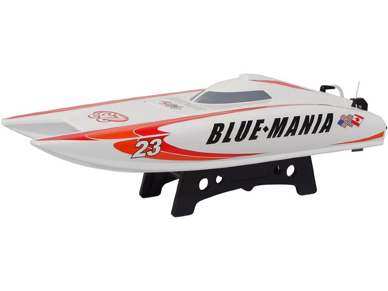 Радиоуправляемая игрушка Joysway Blue Mania Brushless RTR White JS8602