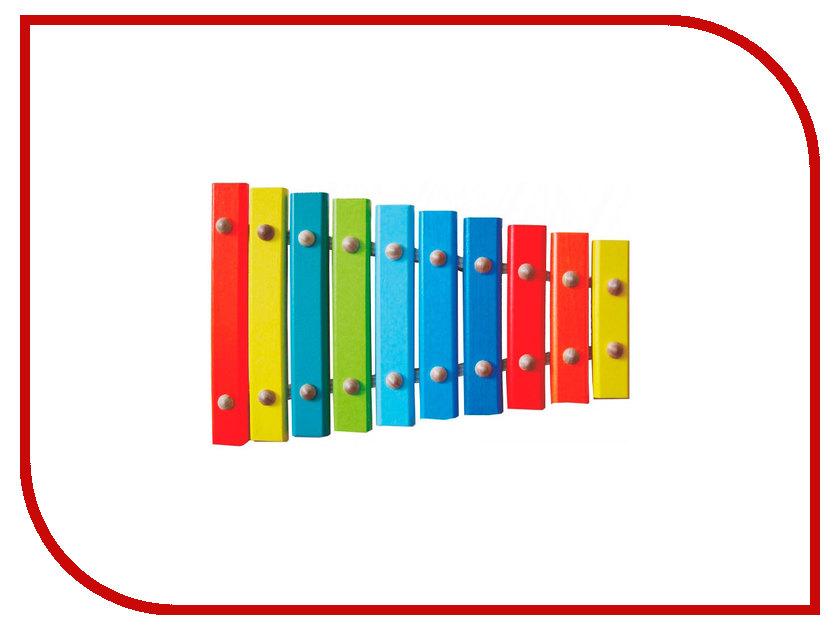 Детский музыкальный инструмент Alatoys Ксилофон КС1001