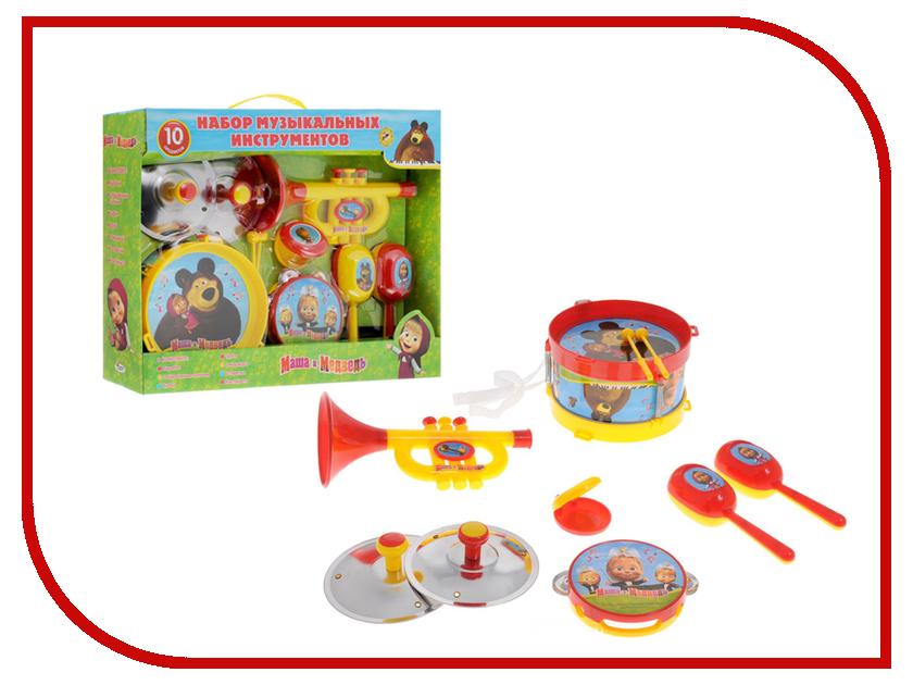 Детский музыкальный инструмент Играем вместе Маша и медведь B817295-R2