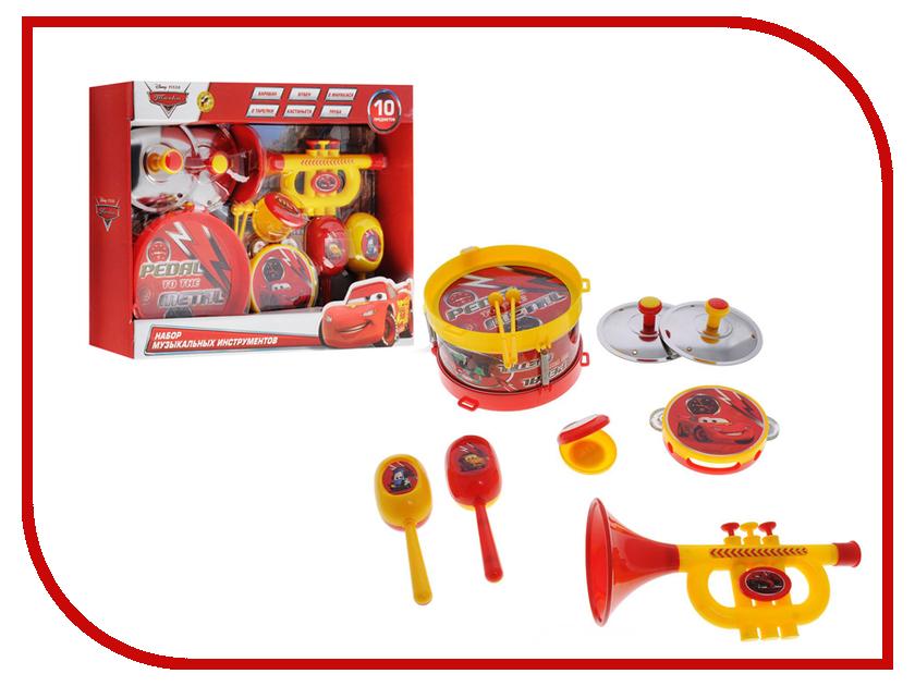 Детский музыкальный инструмент Играем вместе Disney Тачки B817295-R3 играем вместе фигурная мозаика тачки играем вместе