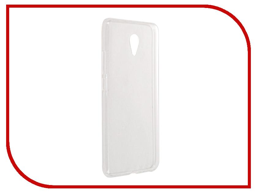 Аксессуар Чехол Meizu M5 Note Svekla Silicone Transparent SV-MZM5NOTE-WH