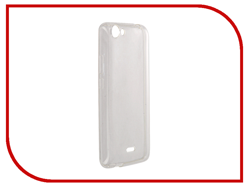 Аксессуар Чехол Micromax Canvas Magnus 2 Q338 Svekla Silicone Transparent SV-MMQ338-WH аксессуар чехол lenovo vibe c2 k10a40 svekla transparent sv lek10a40 wh