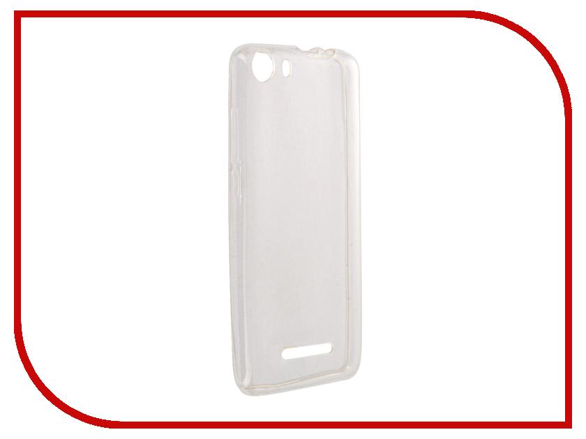Аксессуар Чехол Micromax Canvas Magnus Q334 Svekla Silicone Transparent SV-MMQ334-WH