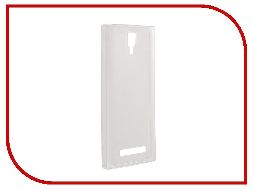 Аксессуар Чехол Micromax Canvas Xpress Q413 Svekla Silicone Transparent SV-MMQ413-WH аксессуар чехол lenovo vibe c2 k10a40 svekla transparent sv lek10a40 wh