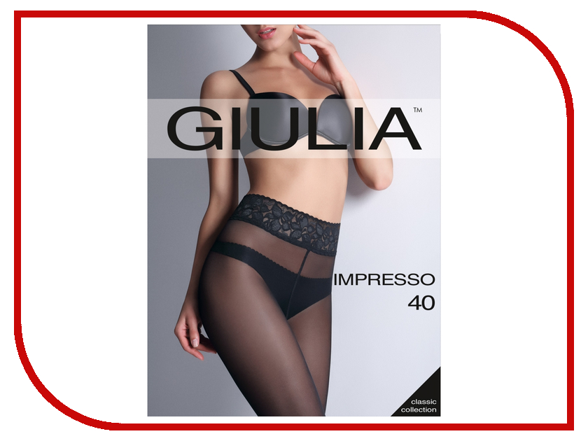 Колготки Giulia Impresso размер 3 плотность 40 Den Daino ottima 40 den daino