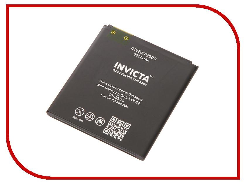 Аккумулятор Samsung Galaxy S4 GT-I9500 2600 mAh INVICTA INVBAT9500