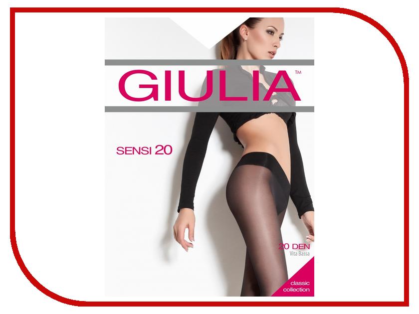 Колготки Giulia Sensi размер 4 плотность 20 Den V.B. Daino колготки giulia колготки классика модель toe 15