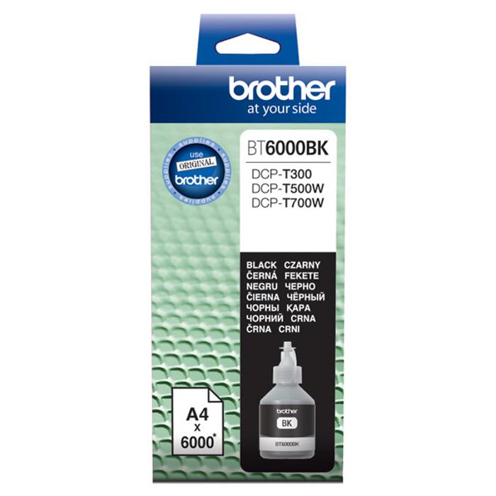 Чернила Brother BT6000BK Black для DCP-T300/T500W/T700W