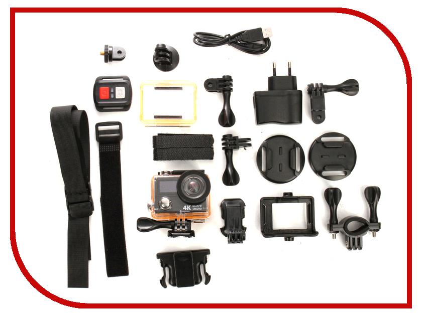 Экшн-камера EKEN H3R Ultra HD Black xride ultra hd dv755 экшн камера black