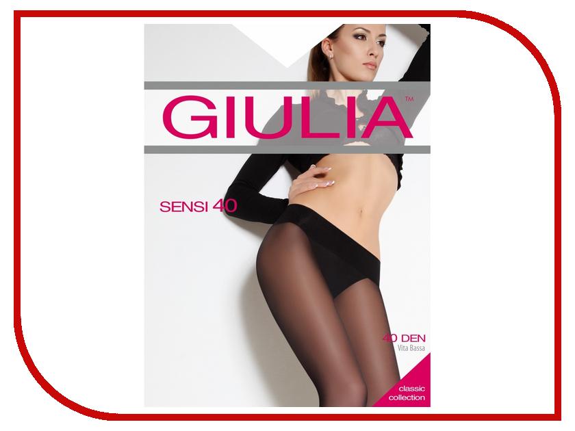 Колготки Giulia Sensi размер 2 плотность 40 Den V.B. Daino чулки giulia emotion размер 1 2 плотность 40 den daino