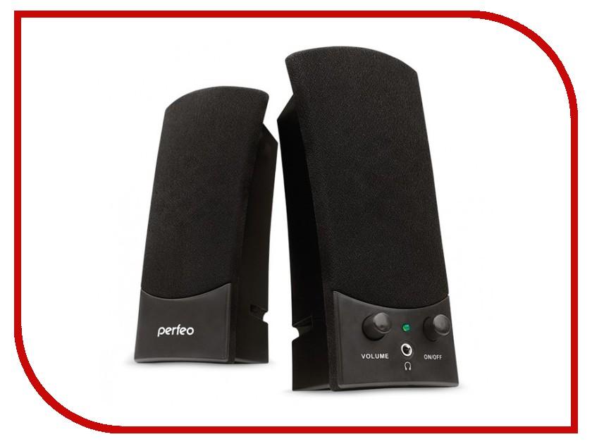 Колонка Perfeo Uno Black PF-210