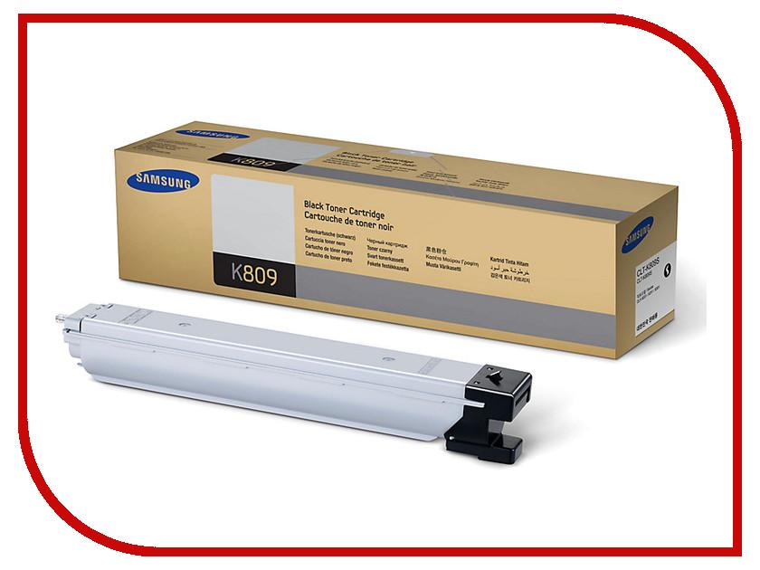 Картридж Samsung CLT-K809S Black для CLX-9201ND/9201NA/9251ND/9251NA/9301NA<br>