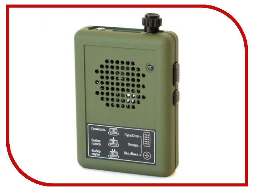 Электронный манок Егерь 5D Green тенты егерь