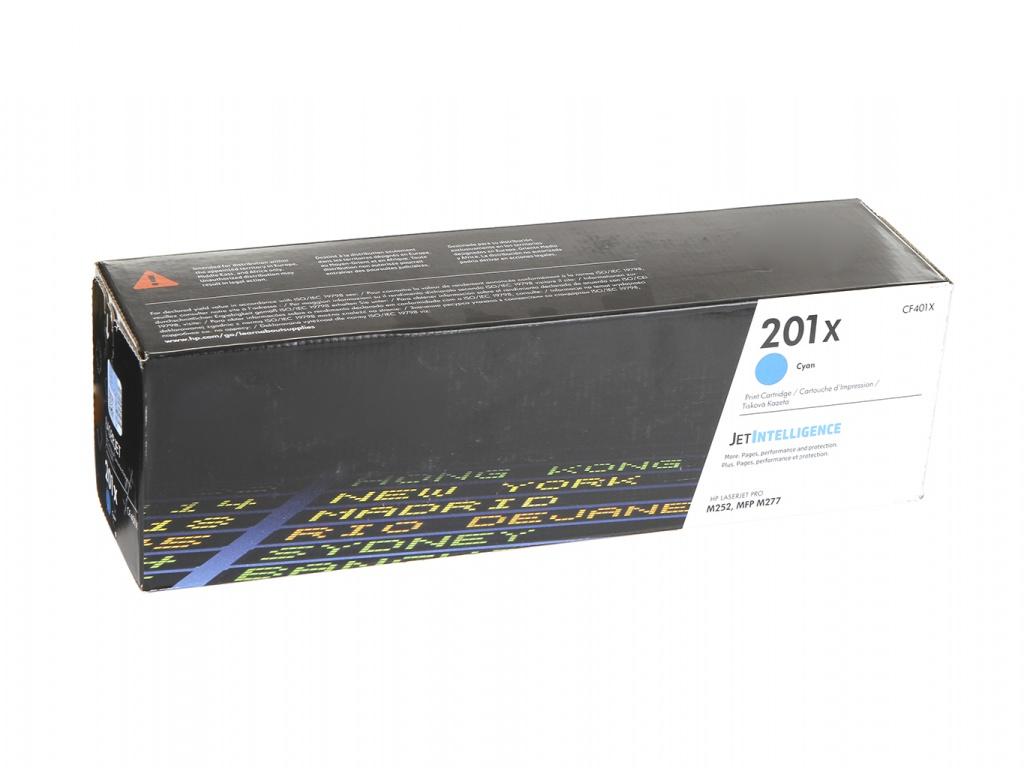 Картридж HP CF401X Light Blue