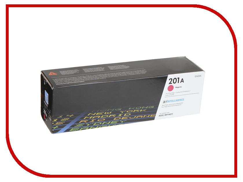 Картридж HP 201A CF403A Magenta для CLJ Pro M252/M277 hewlett packard hp многофункциональная аппаратура для печати копии факса сканирования