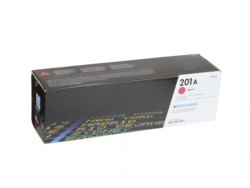 Картридж HP 201A CF403A Magenta для CLJ Pro M252/M277