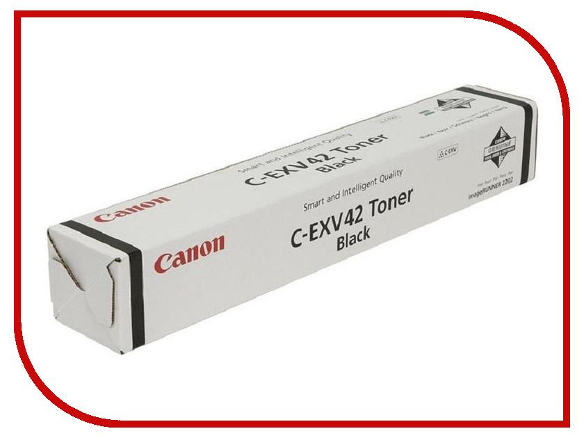 Картридж Canon C-EXV42 6908B002 Black для iR2202/2202N цена