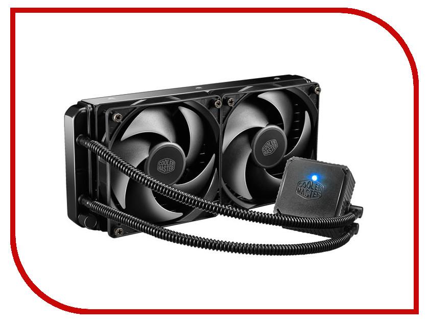 Водяное охлаждение Cooler Master Seidon 240V RL-S24V-24PK-R1 (Intel LGA2011-3 / 2011 / 1156 / 1155 / 1150 / 1366 / 775 / AMD FM2+ / FM2 / FM1 / AM3+ / AM3 / AM2)