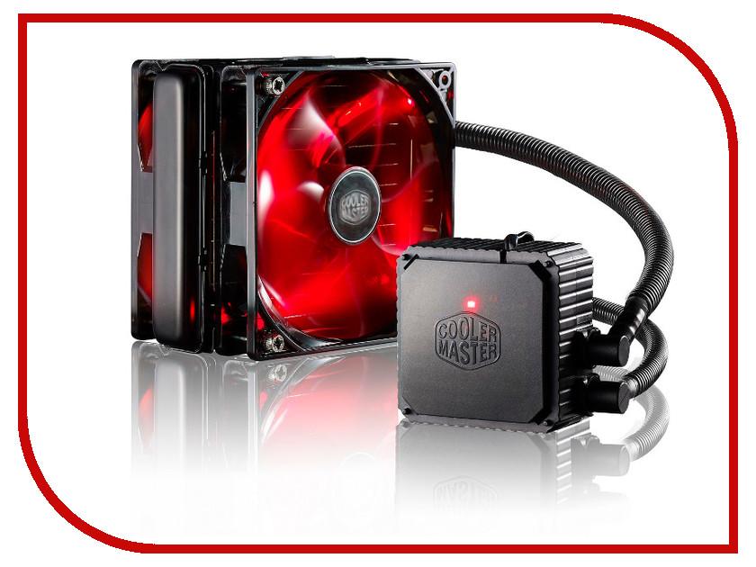 Водяное охлаждение Cooler Master Seidon 120V V3 RL-S12V-22PR-R1 (Intel LGA2011-3/2011/1156/1155/1150/1366/775/AMD FM2+/FM2/FM1/AM3+/AM3/AM2) кулер cooler master dp6 8e5sb 0l gp tdp 82w lga1150 1155 1156