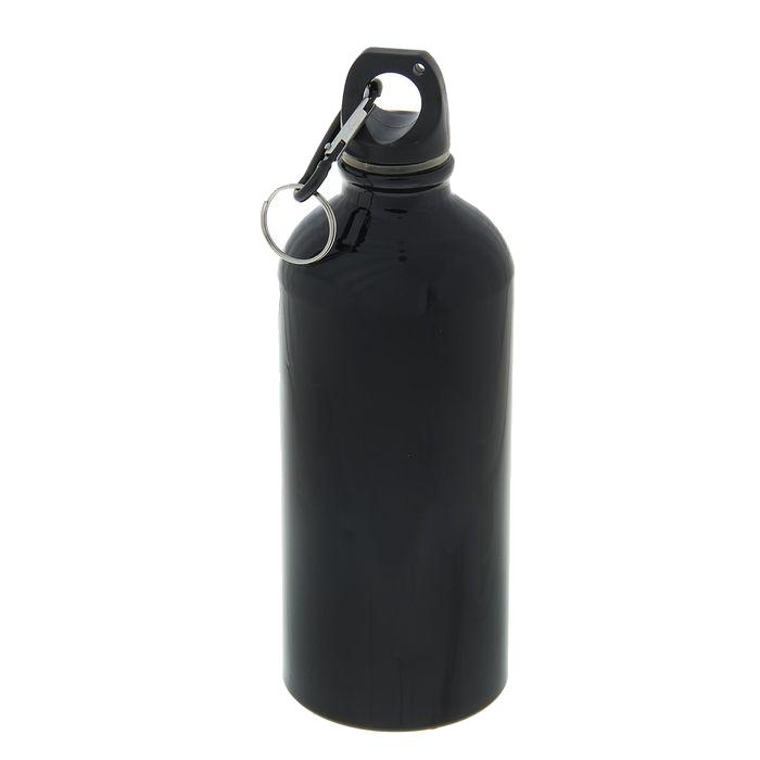 Бутылка СИМА-ЛЕНД Классика 600ml Black 1164301