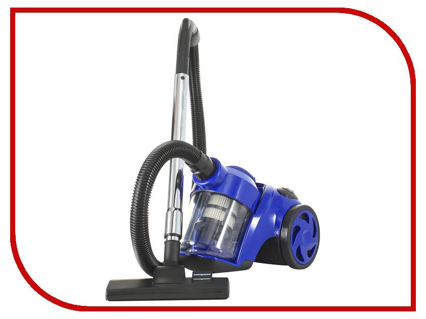 Пылесос SUPRA VCS-1615 Blue пылесос supra vcs 2086 blue