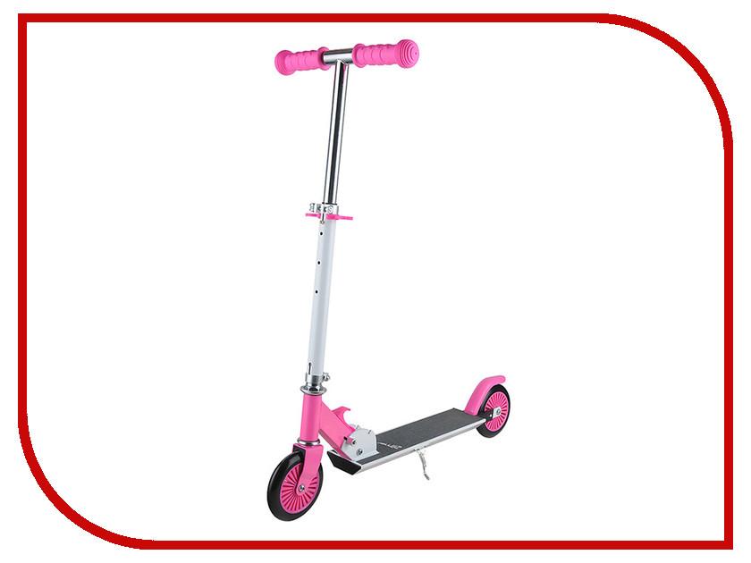 Самокат Zilmer ZL-79 Pink-White ZIL1812-187 самокат zilmer zl 52 blue
