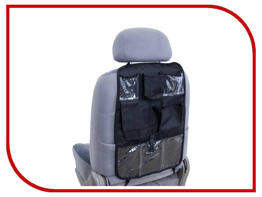 Органайзер Skyway Black S06101002 на спинку переднего сиденья органайзер на спинку сиденья phantom kids ракета ph6520