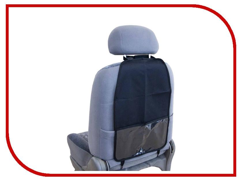 Органайзер Skyway Black S06101007 на спинку переднего сиденья органайзер skyway 90x90cm s06002001 сетка багажная