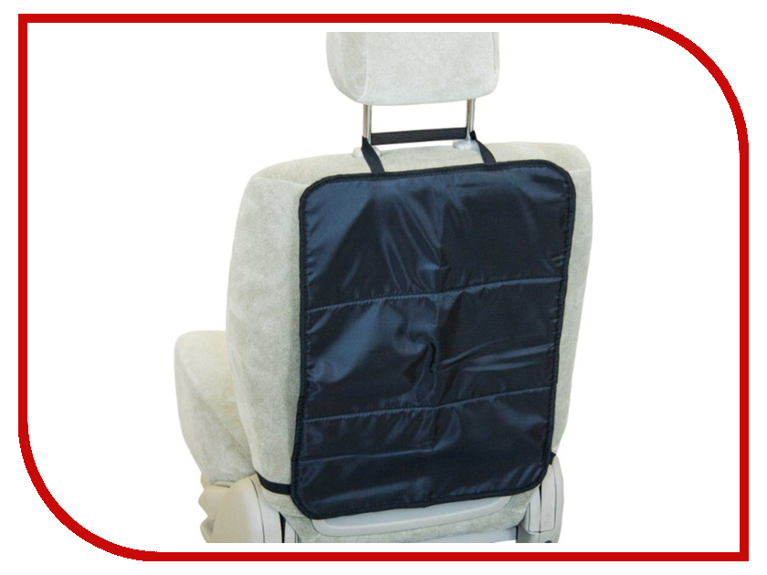 Аксессуар Skyway Black S06101011 защита спинки переднего сидения