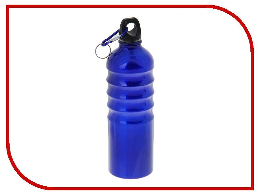 Бутылка СИМА-ЛЕНД Насечки 750ml Blue 1164314