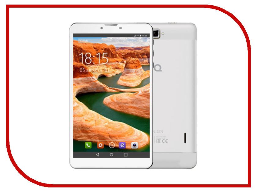Планшет BQ BQ-7022G 3G Silver (SC7731 1.3 GHz/1024Mb/8Gb//3G/GPS/Cam/7.0/1280x800/Android)